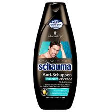 Schwarzkopf Schauma Anti - Dandruff Intensive Korpásodás elleni sampon 250 ml férfi sampon