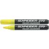 SCHNEIDER 270 lakkmarker, 1-3 mm, sárga