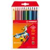STABILO Trio színes ceruza készlet