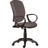 NN Nuvola irodai szék, szürke szövetborítás