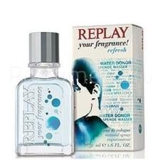 Replay Your Fragrance! Refresh EDC 30ml parfüm és kölni