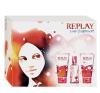 Replay Your Fragrance! for her Szett kozmetikai ajándékcsomag