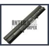 4INR18/65 4400 mAh 8 cella fekete notebook/laptop akku/akkumulátor utángyártott