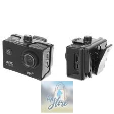 4K sportkamera, webkamera vízálló WiFis sportkamera