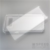 4smarts 360° Prémium Védő Szett Apple iPhone X szilikon hátlap tok + üveg védőfólia, átlátszó