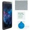 4smarts 360° Védő Szett Apple iPhone 8/7 szilikon hátlap tok + üveg védőfólia, átlátszó