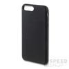 4smarts Cupertino Apple iPhone X szilikon hátlap tok, fekete
