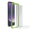 4smarts Second Glass Curved Easy-Assist Samsung G955 Galaxy S8+ teljes kijezlős tempered glass kijelzővédő üvegfólia, át