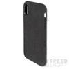 4smarts Velours Apple iPhone X hátlap tok, fekete