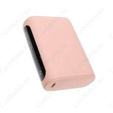 4smarts VoltHub Pocket külső akkumulátor, USB-C,QC 3.0 PD, 10000mAh, rozéarany power bank