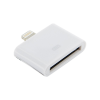 4world (08929) iPhone 30pin Lightning iPhone 5/iPad 4/iPad mini fehér adapter