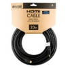 4world HDMI - HDMI kábel High Speed with Ethernet (v1.4), 3D, HQ, BLK, 20m
