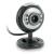 4world Webkamera 2.0MP USB 2.0 LED világítással + mikrofon  Univerzális