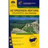 Cartographia Kft. Az országos Kéktúra Hollóházától Nagymarosig