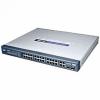 Cisco SF300-24 24 LAN 10/100/1000Mbps, 4 miniGBIC menedzselhető rack switch