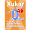 Xukor Zéró 4X
