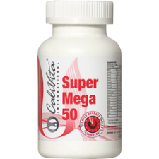 CaliVita Super Mega 50 tabletta 90db vitamin