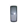 Samsung E200 előlap plexi nélkül ezüst