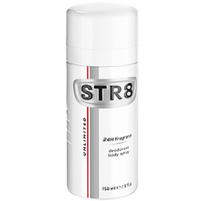 Str8 Unlimited Deo Spray 150 ml férfi dezodor