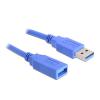 DELOCK Cable USB 3.0-A Extension male-female 1m