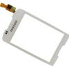 Samsung S5570 Galaxy mini érintőplexi fehér