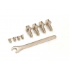 Scythe Screw Kit LGA2011 csavar szett