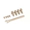 Scythe Screw Kit LGA2011 csavar szett