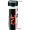 EVE lítium elem, A, U-forrfüllel, 3,6V 3600mA, Ø17,5x51mm, ER17505T
