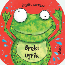 Móra Ferenc Ifjúsági Könyvkiadó BREKI UGRIK gyermek- és ifjúsági könyv