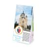 Stiefel Eurocart Kft. Kolozsvár város (Románia) hajtogatott térképe