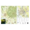 Stiefel Eurocart Kft. A móri borvidék és Mór város térképe, tűzhető, keretes