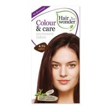 HennaPlus Hairwonder hajfesték, Colour & Care 4.56. Gesztenye 100 ml hajfesték, színező