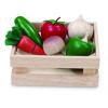Szeletelhető zöldségek