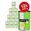 MATINA Original zselés gazdaságos csomag 12 x 400 g - Szardíniás