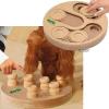 Karlie Haaren Doggy Brain Train 2-in-1 intelligencia kutyajáték - Ø 25cm