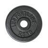 Insportline Acél súlyzótárcsa  2,5 kg