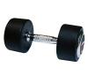 Insportline Egykezes gumis súlyzó  2,5 kg kézisúlyzó