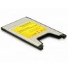 DELOCK PCMCIA - Compact Flash kártyaolvasó