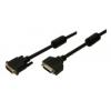 LogiLink DVI Cablemale/femaleDual Link 3M
