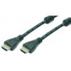 LogiLink HDMI Cable 1.4 2x HDMI male black 3m
