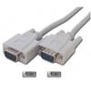 LogiLink VGA Cable 2x male black 3m