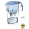 Laica Color Clear line vízszűrő kancsó kék 2db szűrőbetéttel