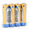 Maxell Alkaline AA elem LR6 Shrink (4)