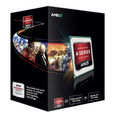 AMD A-Series A6 5400(K) FM2 3,8GHz BOX Black Edition processzor