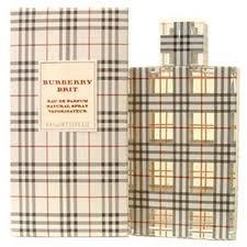 Burberry Brit EDP 100 ml parfüm és kölni