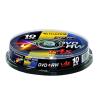 Fuji Film DVD+RW 4,7GB 4x hengeres 10db