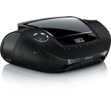 Philips AZ1837 hordozható cd és kazettás rádió hangszóróval
