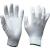 Worky Kötött védőkesztyű, mikro, méret: 7