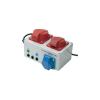 Metrel 3 fázisú adapter, A 1207, ALPHA GT-hez