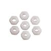 Toolcraft műanyag hatlapfejű anya, M3, DIN 934, 10 db